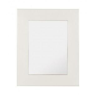 Espejo new white moycor compra online mueble colonial en for Espejo marco ancho